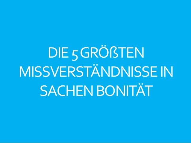 DIE 5 GRÖßTEN  MISSVERSTÄNDNISSE IN  SACHEN BONITÄT  Folie 1 © 2012 Boniversum