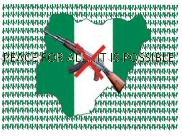 FOUNDATION FOR PEACE AND NONVIOLENCE IN NIGERIA  FOFPEN