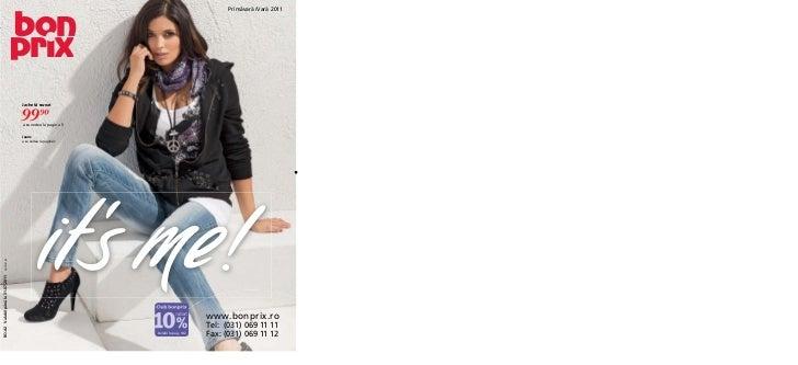 Catalog Bonprix 3 - 2011