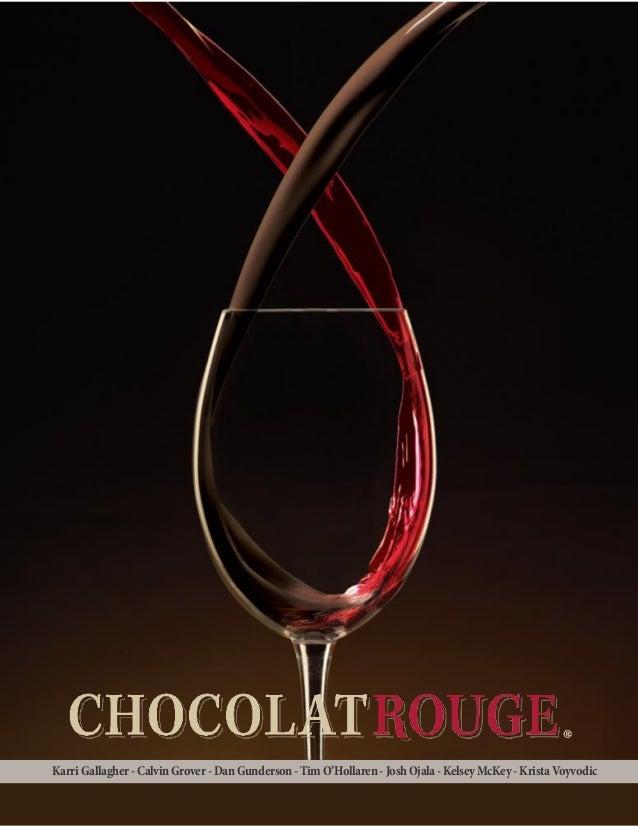 ChocolatRouge Campaign Book