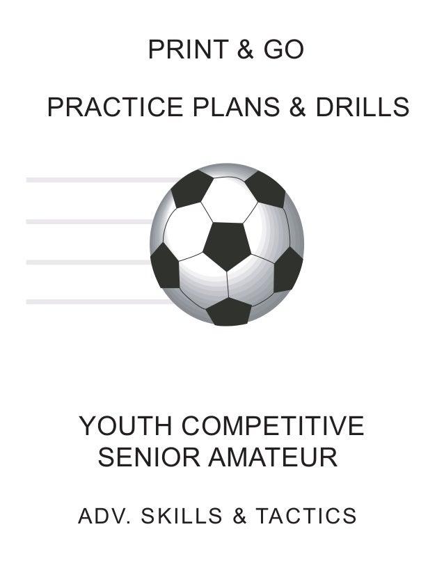 Book   print & go soccer practice plans