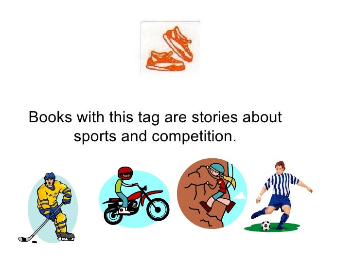 Books with this tag are stories about sports and competition.