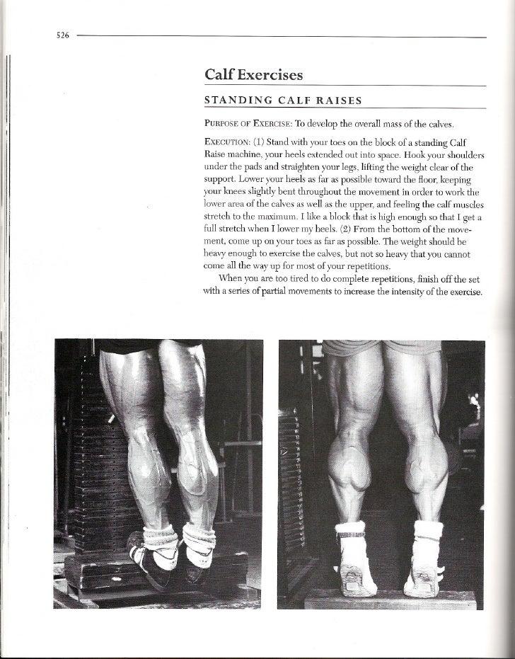 Book 3 9 4 Calf Exercises