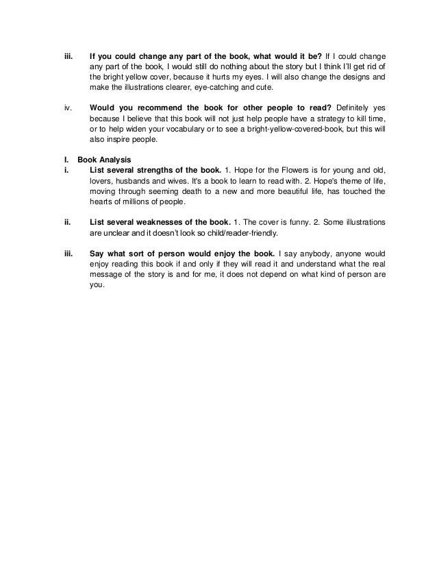 Hope Definition Essay Topics - image 7
