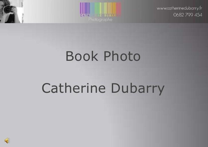 Book Photo <br />Catherine Dubarry<br />