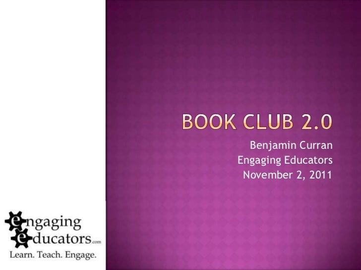 Book club 2.0