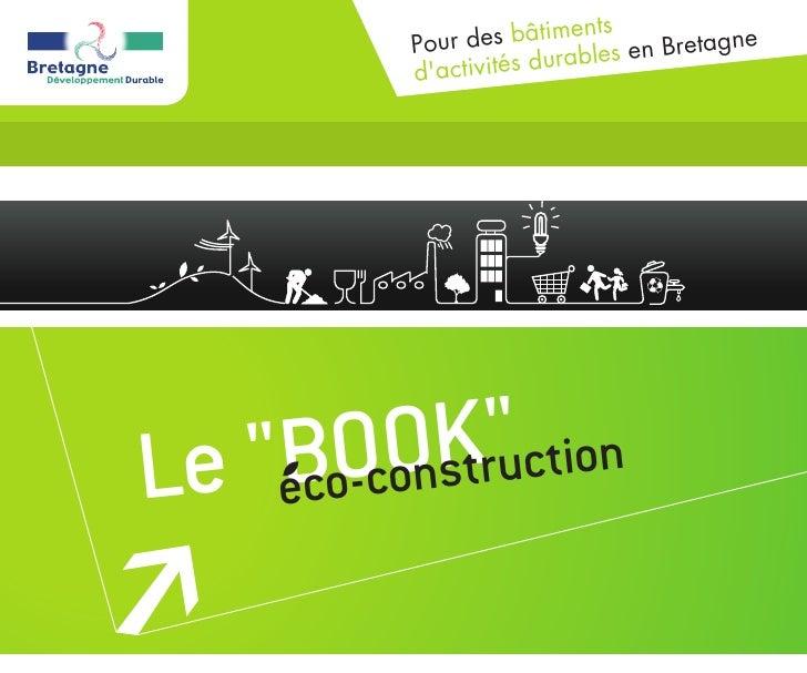 Book eco construction