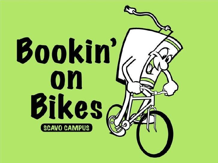 Bookin' On Bikes Summit