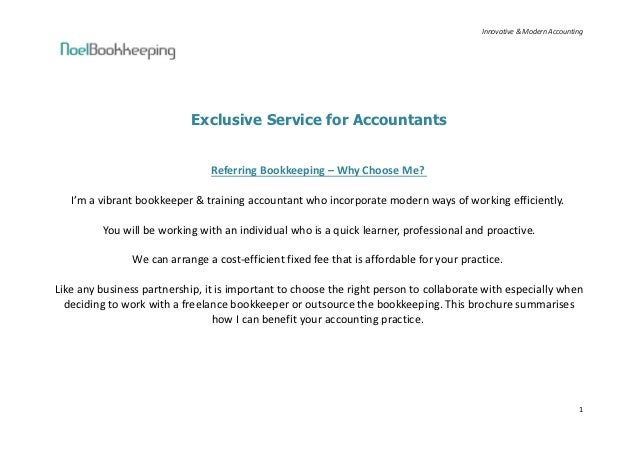 Innovative & Modern Accounting                            Exclusive Service for Accountants                               ...