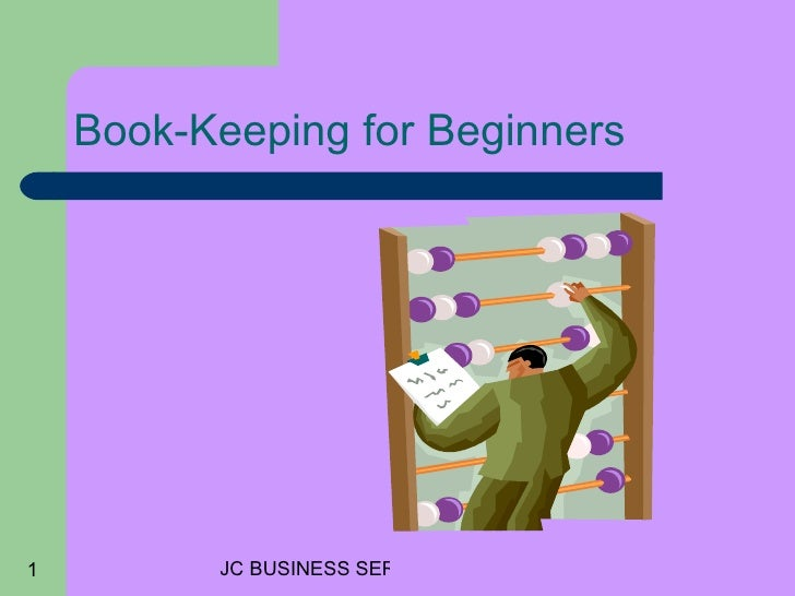 <ul>Book-Keeping for Beginners </ul>