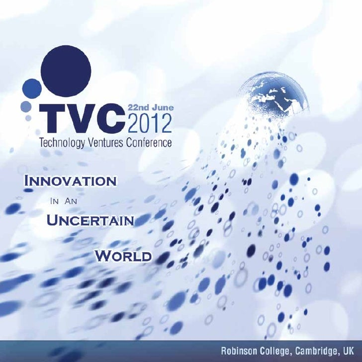 Booklet TVC2012