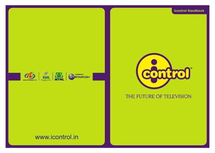 IPTV user manual