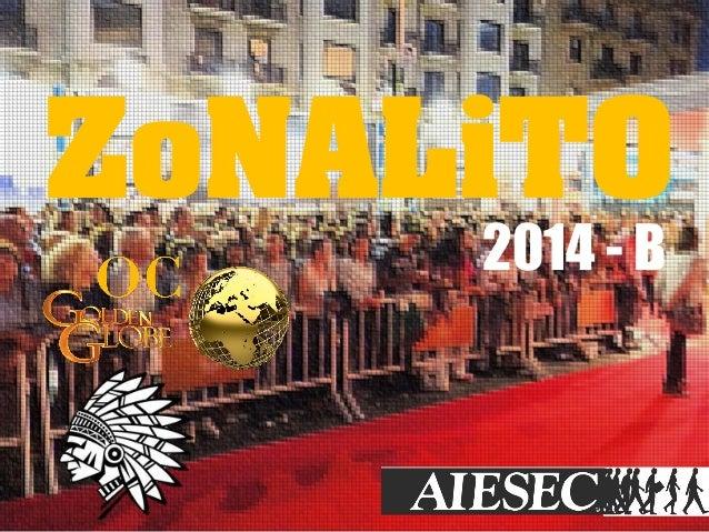 ZoNALiTO  2014 -B