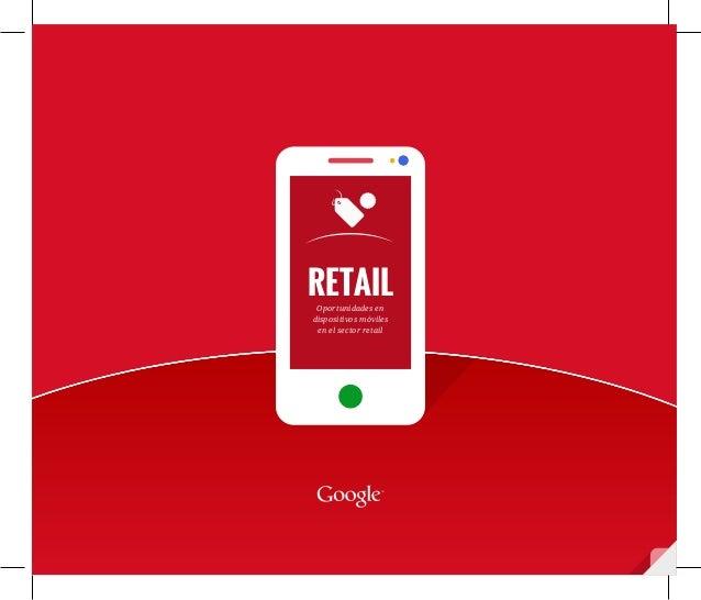 Estudio del móvil en sector retail