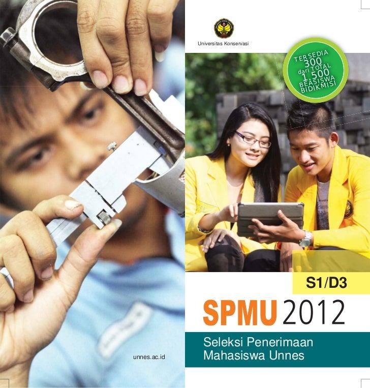 Booklet spmu 2012