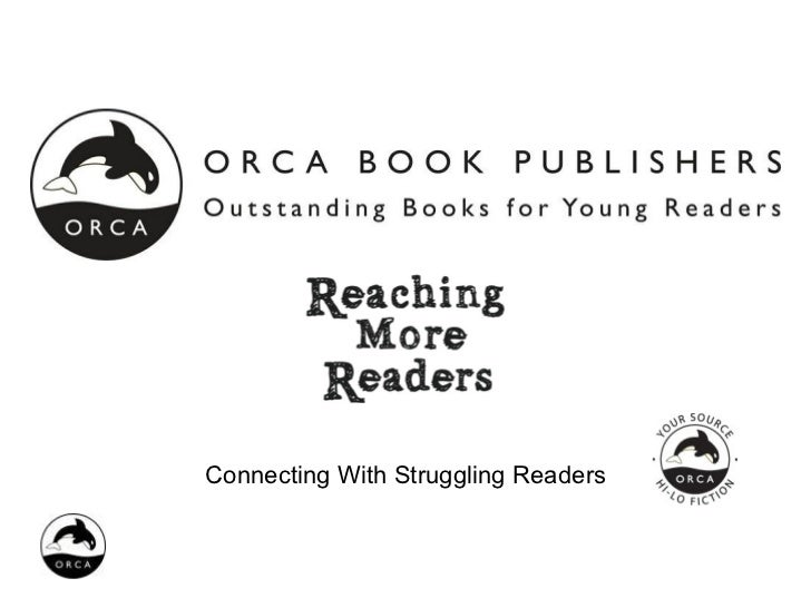 Connecting With Struggling Readers