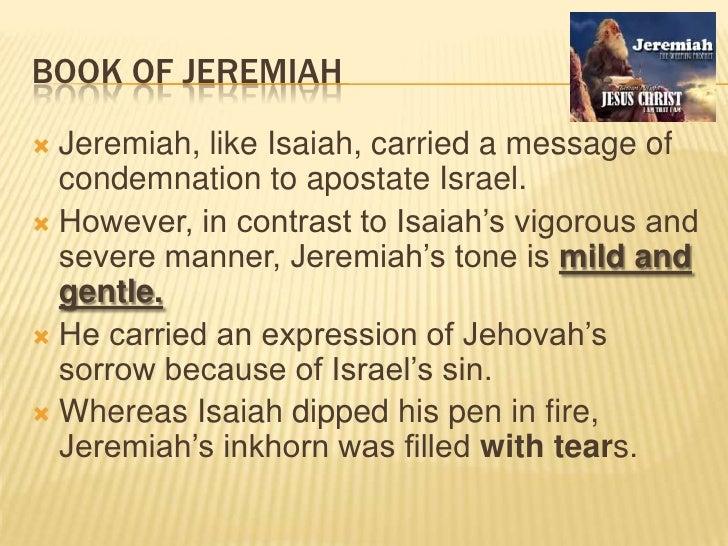 Isaiah summary