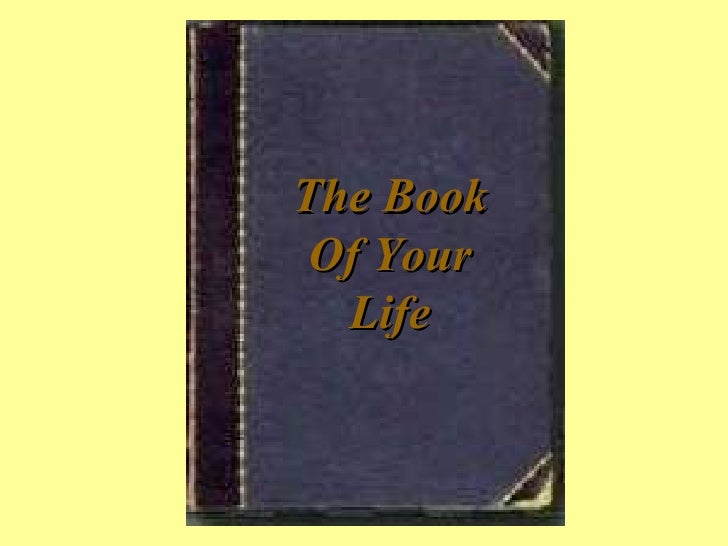 Book of Your Llife