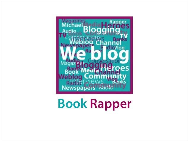 Book Rapper We Blog