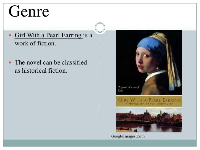 girl with a pearl earring book