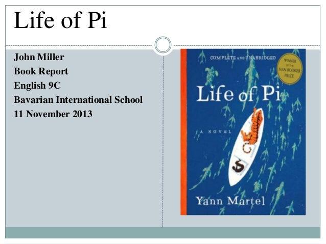 Book Report 9C 26 November 13