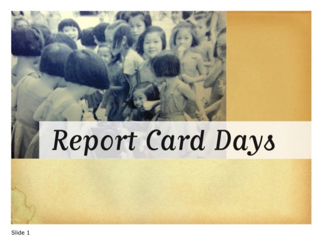 book report on the report card by andrew clements