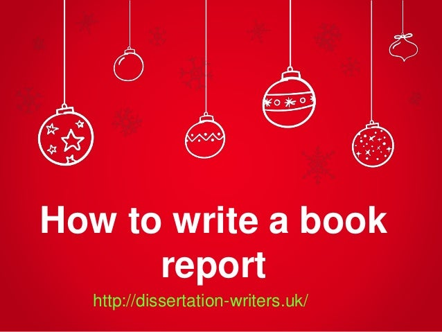 How to write a dissertation book