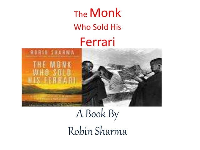 monk who sold his ferrari book review