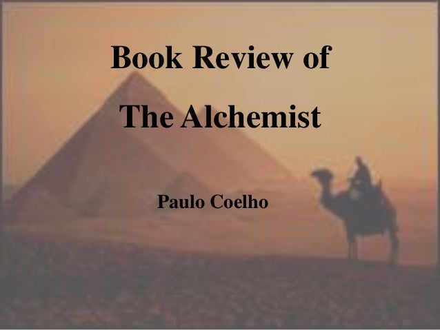 the alchemist abstract