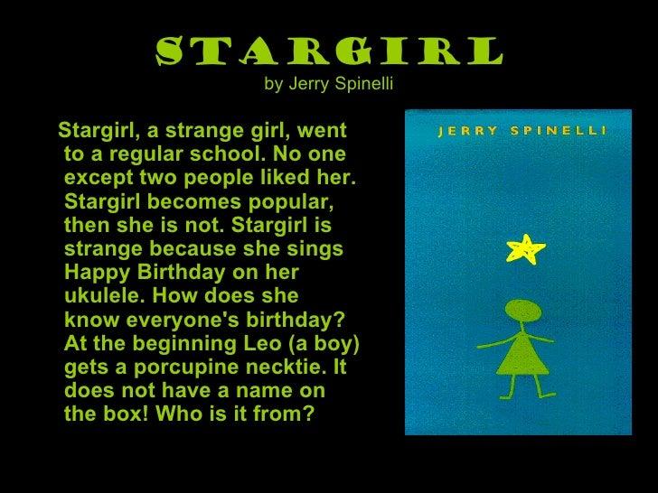 Stargirl book review
