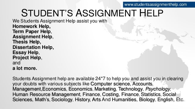 Assignment help review