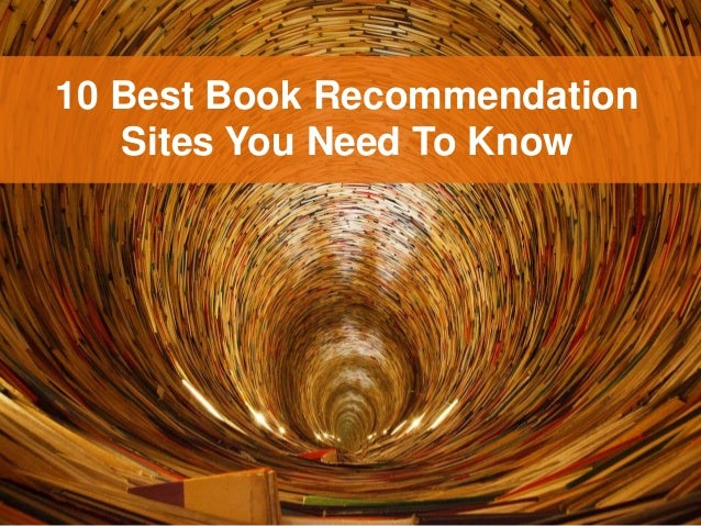 10 Best Book Recommendation Sites You Need To Know