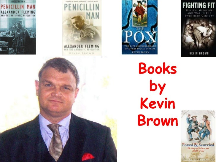 Books <br />by <br />Kevin Brown<br />