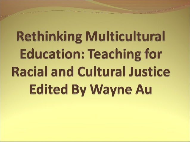 Click Below: What is Multicultural Education?