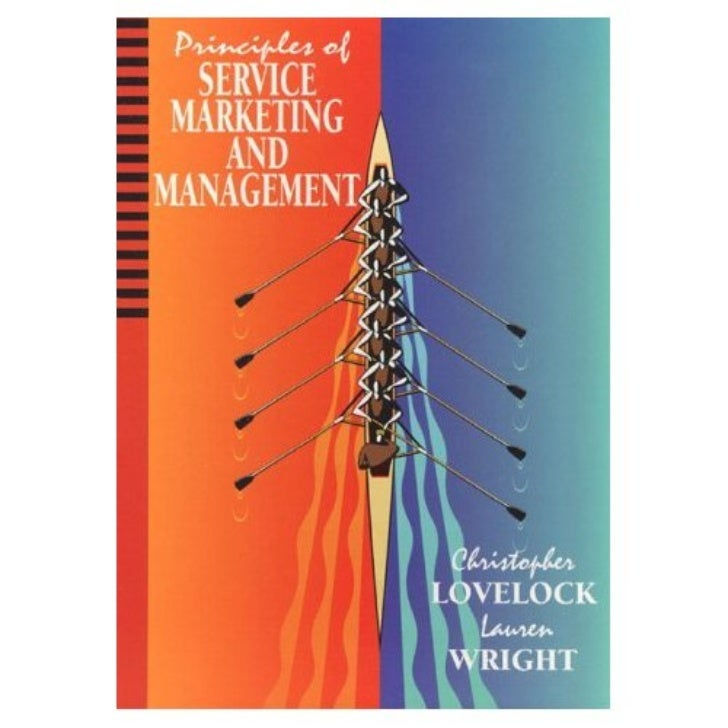 Book services marketing, lovelock