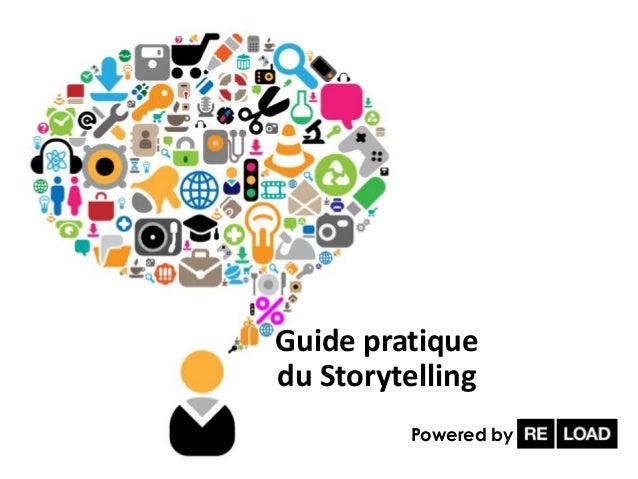 Guide pratiquedu Storytelling         Powered by