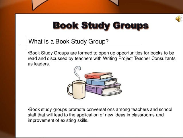 book study report