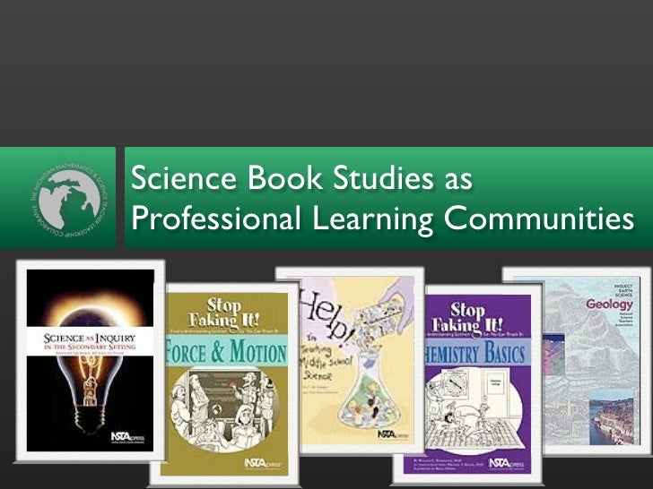 Science Book Studies as Professional Learning Communities