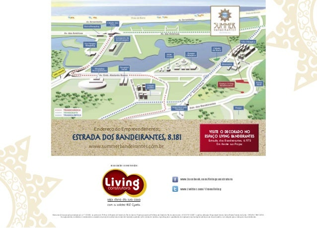 Living Construtora - Summer Bandeirantes Residencial  (RJ)