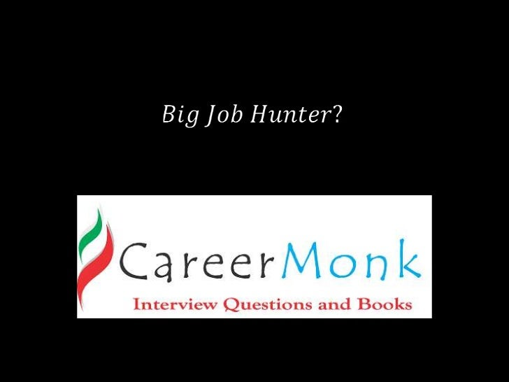 Career Monk Books