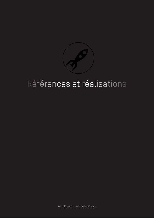 Ventiloman - Talents en Réseau