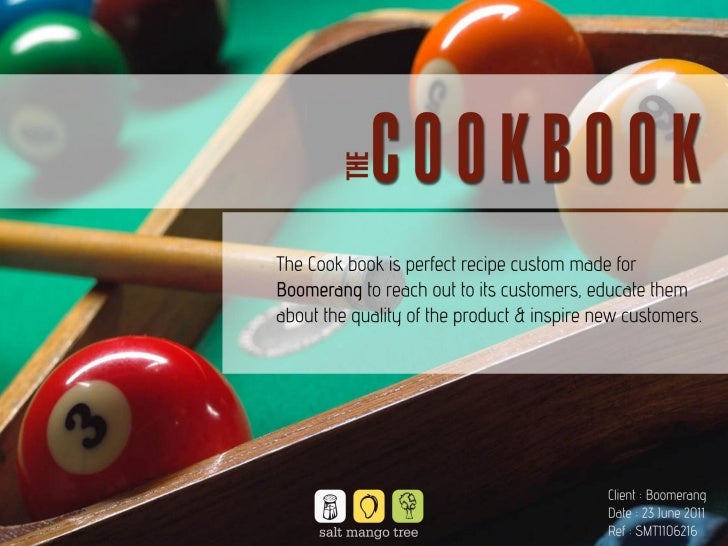 Cook book 2 : Integrated Marketing for Gaming Arcade