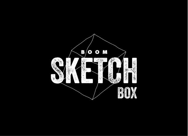 Boom Sketch Box 2013