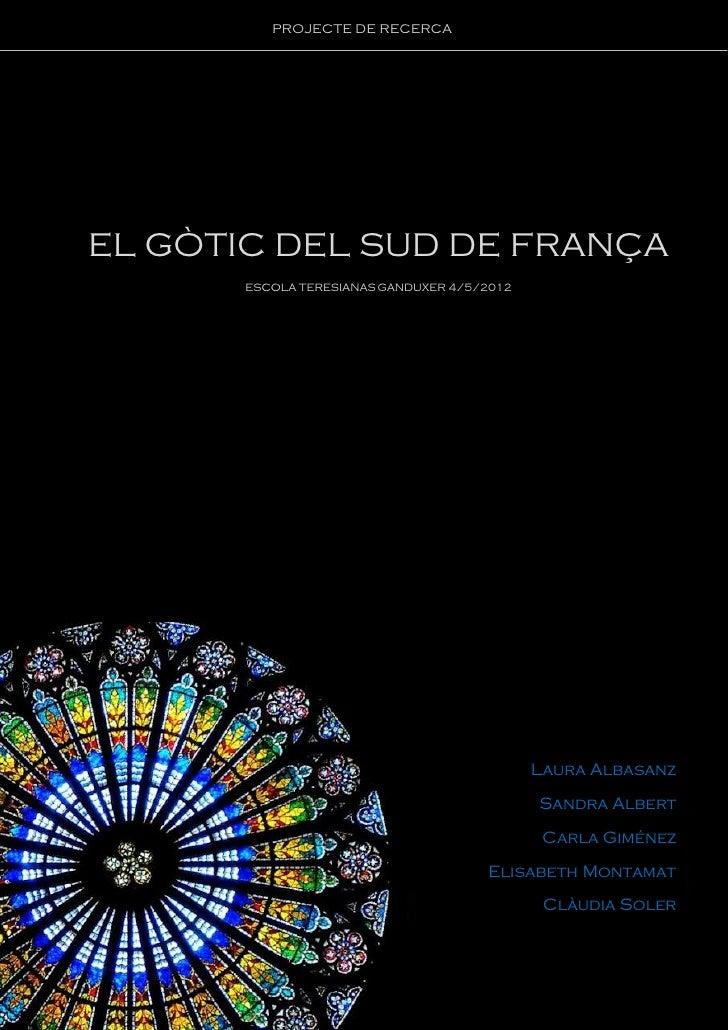 El gòtic francés