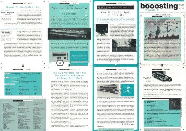 Informatieblad van de Stichting Industrieel Bouwen Nederland                                                              ...