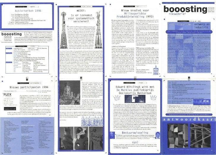 mei   1996 jaargang 7 nr. 33     booostin 9nieuwsbrief                                                                    ...