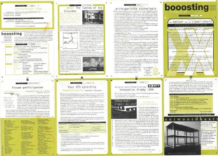mei 1998 jaargang 9 nr. 45                                --~--------------------------------------------~     bQ~Qsting  ...