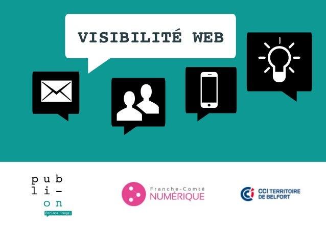VISIBILITÉ WEB