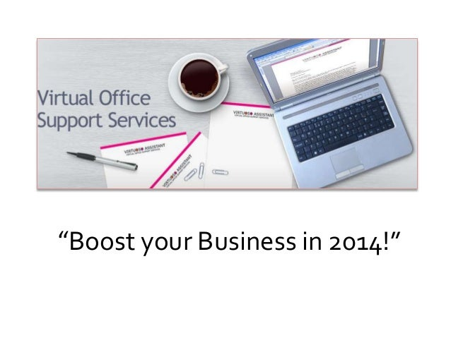 """Boost your Business in 2014!"""