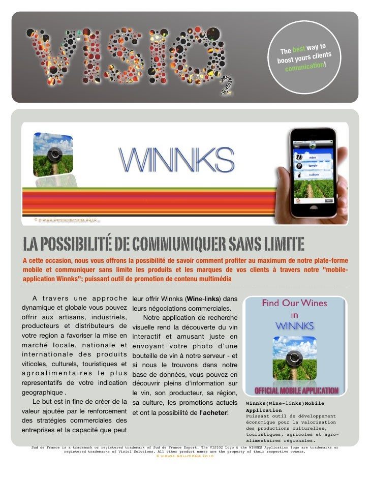 Boost Your Communication With Winnks